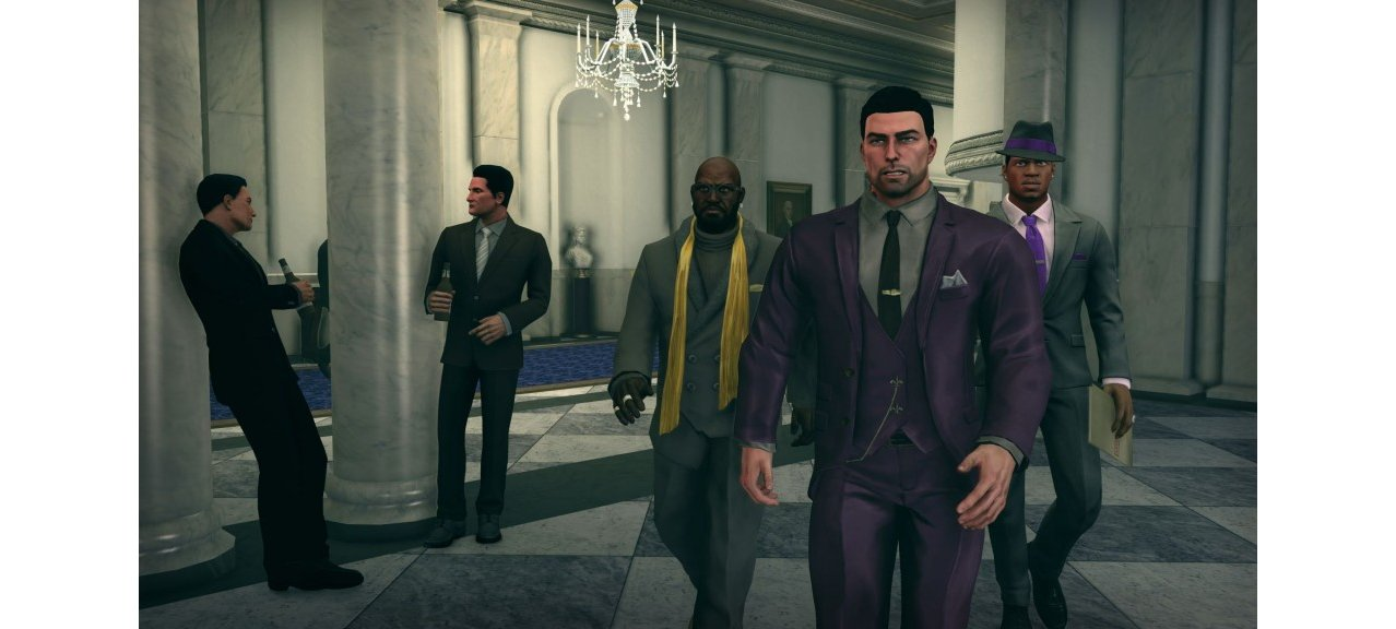 Скриншот игры Saints Row IV (Б/У) для PS3