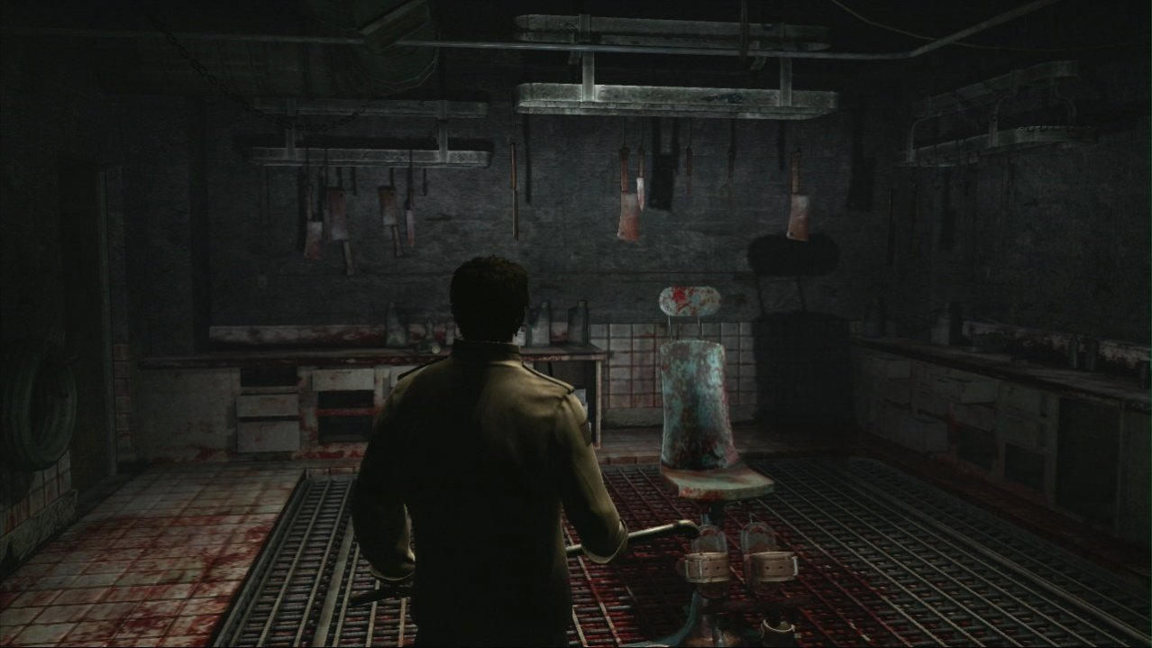 Скриншот игры Silent Hill: Homecoming (Б/У) для PS3