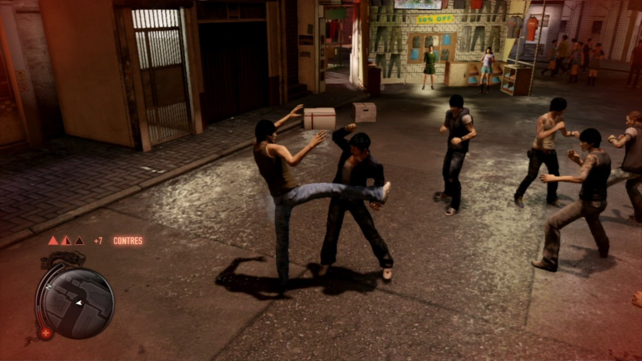 Скриншот игры Sleeping Dogs Англ. версия для PS3