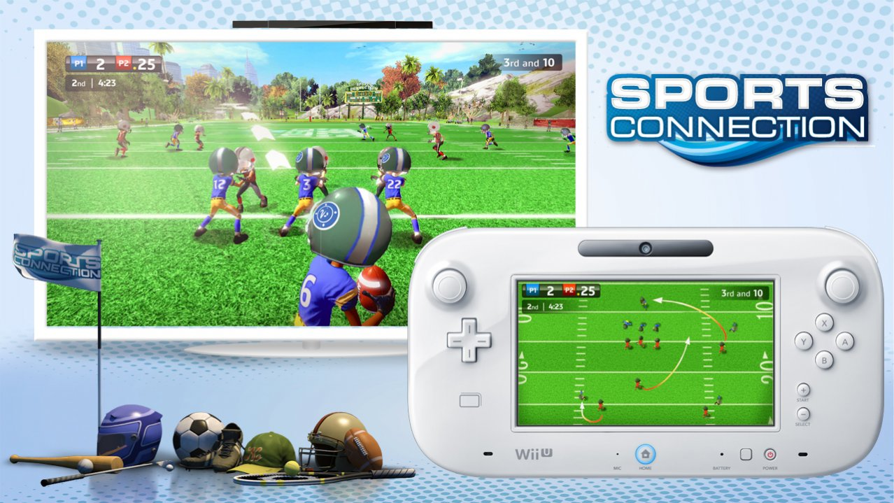 Скриншот игры Sports Connection Your Shape: Fitness Evolved для Wii
