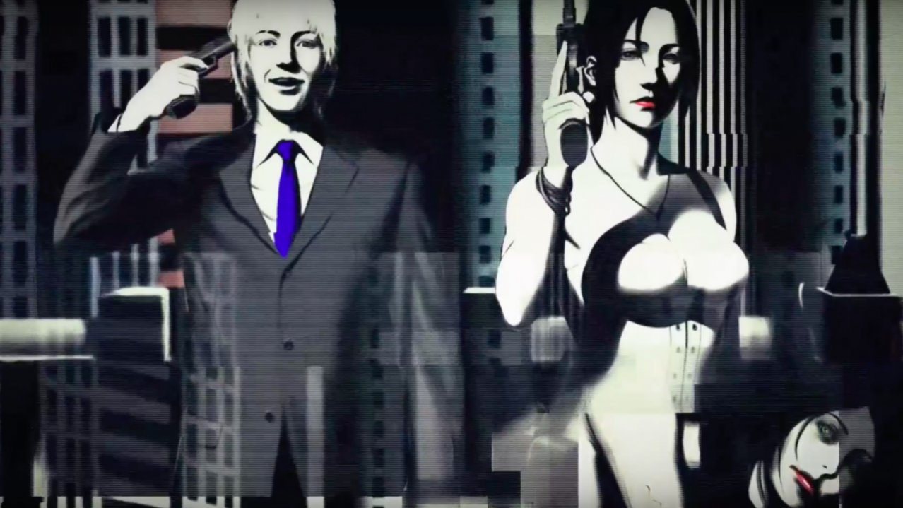 Скриншот игры The 25th Ward: The Silver Case для PS4