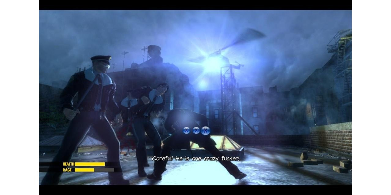 Скриншот игры Watchmen: The End is Nigh (parts 1 and 2) (Б/У) для PS3