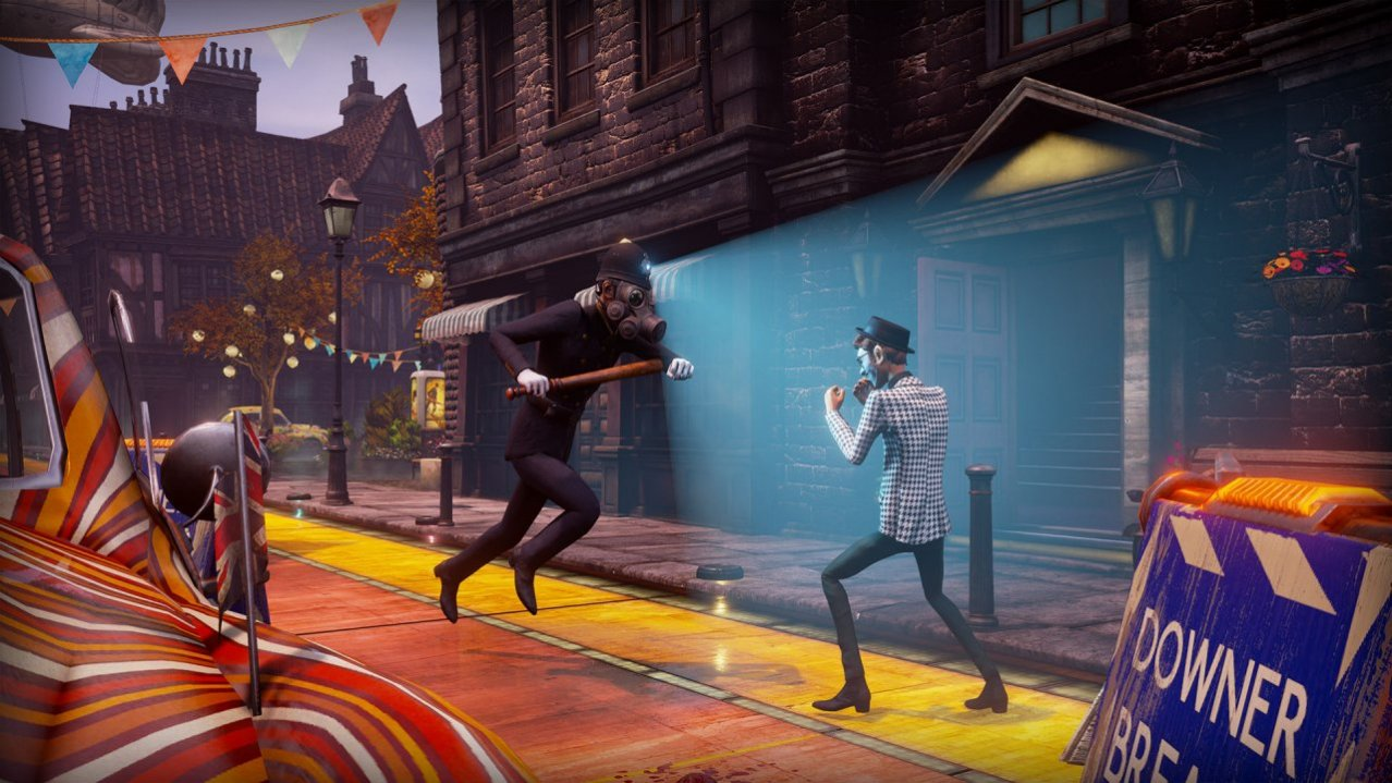 Скриншот игры We Happy Few (Б/У) для PS4