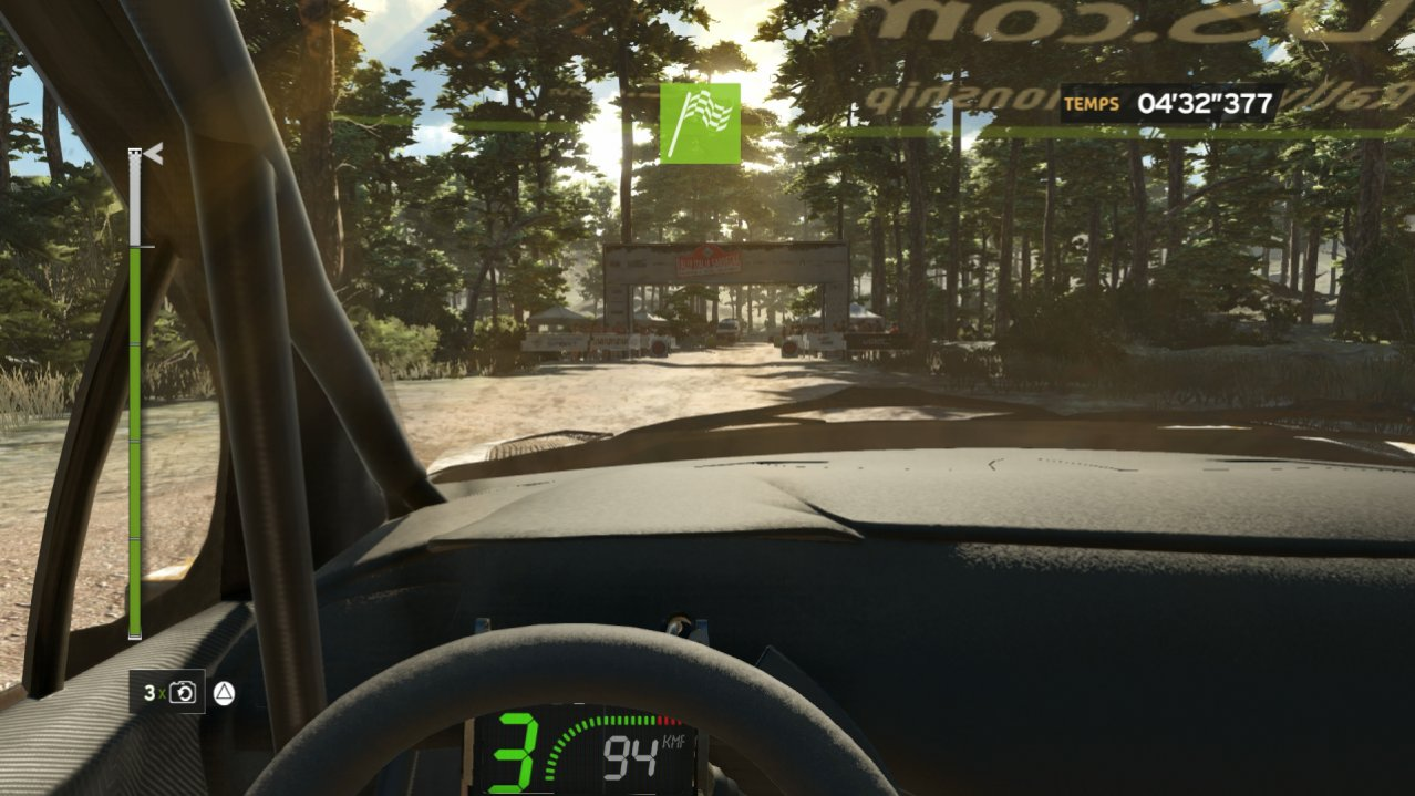 Скриншот игры WRC 5: FIA World Rally Championship для PS4