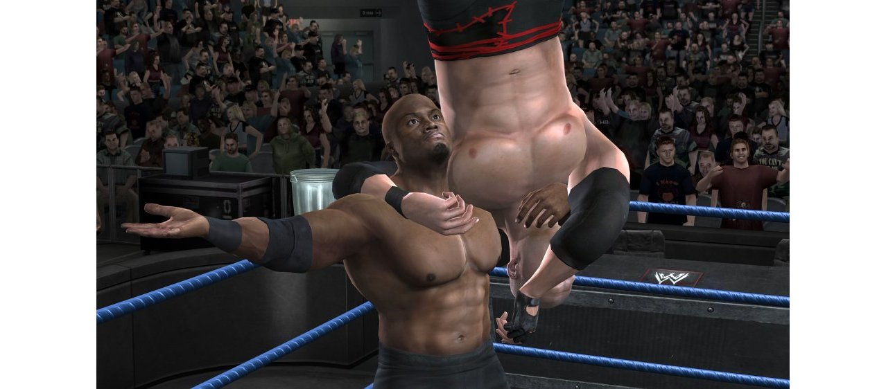 Скриншот игры WWE SmackDown! vs. Raw 2008 (Б/У) для PS3