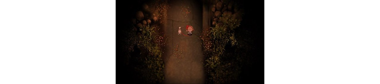 Скриншот игры Yomawari: Night Alone + htoL#NiQ: The Firefly Diary для PSVita