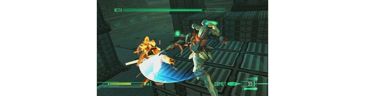 Скриншот игры Zone of the Enders HD Collection (Б/У) для PS3