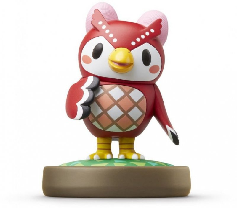 Главное изображение Amiibo Селеста (Animal Crossing) для Switch