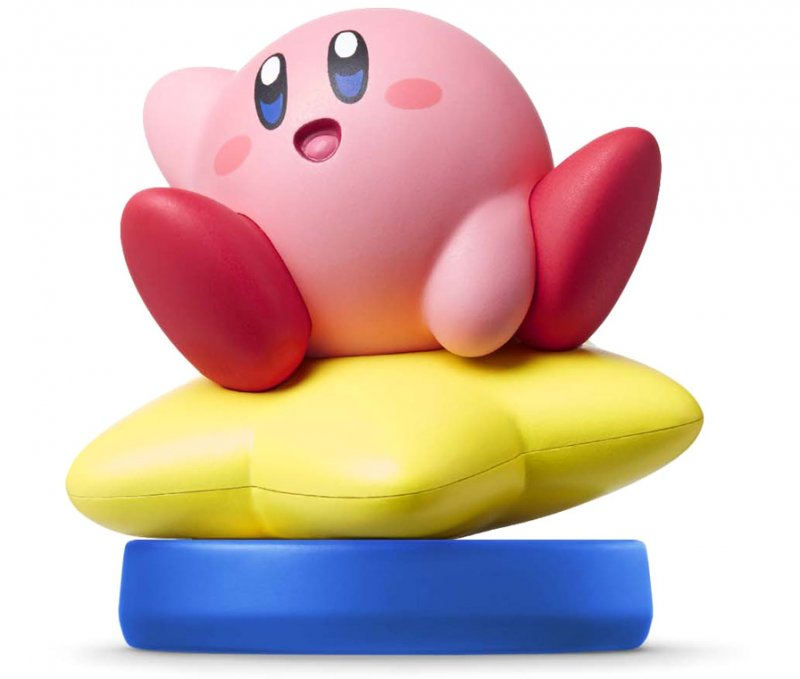 Главное изображение Amiibo Кирби Kirby with Star (Kirby) для Switch