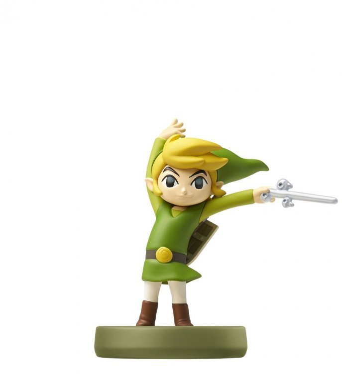 Главное изображение Amiibo Мульт-Линк (The Wind Waker) (The Legend of Zelda) для SWITCH