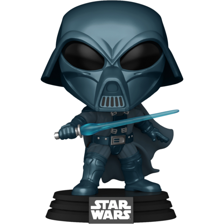 Главное изображение Фигурка Funko POP! Bobble: Star Wars: Concept Series: Darth Vader #426
