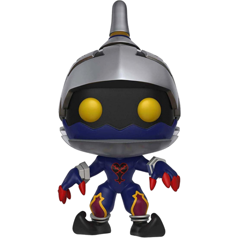 Главное изображение Фигурка Funko POP! Vinyl: Games: Disney: Kingdom Hearts 3: Soldier Heartless №407