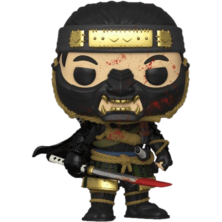 Главное изображение Фигурка Funko POP! Vinyl: Games: Ghost Of Tsushima: Jin Sakai (BD) (Exc) #621