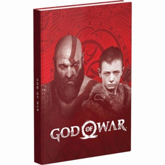 Главное изображение God of War - Collectors Edition Hardcover Guide