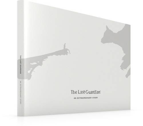 Главное изображение Last Guardian: An Extraordinary Story Artbook