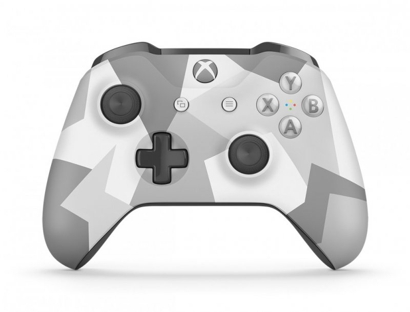 Главное изображение New Microsoft Wireless Controller Xbox One (Winter Forces) для XboxOne