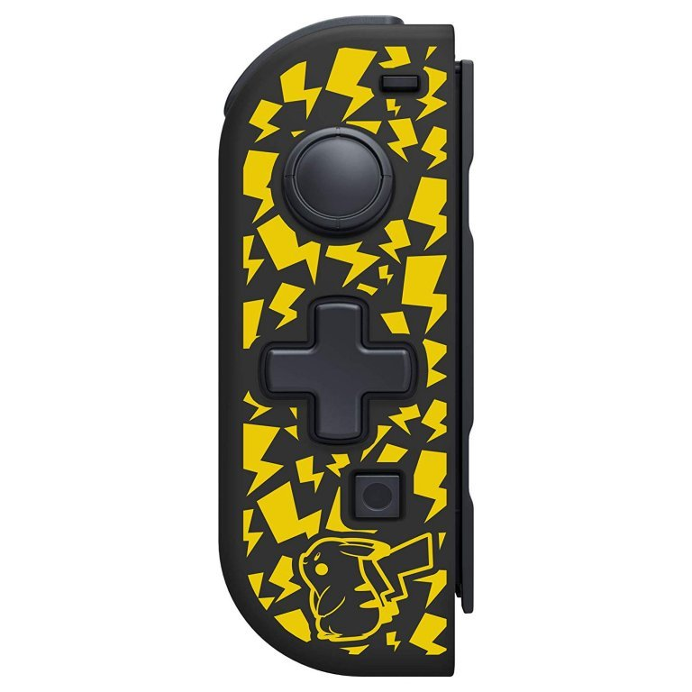 Главное изображение Nintendo Switch D-PAD контроллер (Pikachu) (L) для консоли Switch (NSW-120E) (Б/У) для SWITCH