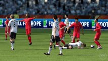 Скриншот № 4 из игры 2010 FIFA World Cup South Africa (Б/У) [PSP]