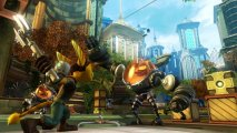 Скриншот № 5 из игры Ratchet & Clank Future: Tools of Destruction (Б/У) [PS3]