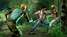 Скриншот № 1 из игры Uncharted: Drake's Fortune [Platinum] (Б/У) [PS3]