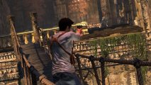 Скриншот № 2 из игры Uncharted: Drake's Fortune [Platinum] (Б/У) [PS3]