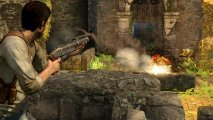Скриншот № 3 из игры Uncharted: Drake's Fortune [Platinum] (Б/У) [PS3]