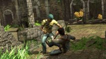 Скриншот № 4 из игры Uncharted: Drake's Fortune [Platinum] (Б/У) [PS3]