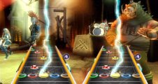 Скриншот № 0 из игры Guitar Hero: Warriors of Rock Guitar Bundle (Игра + Гитара) [X360]