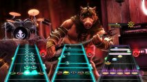 Скриншот № 2 из игры Guitar Hero: Warriors of Rock Guitar Bundle (Игра + Гитара) [X360]