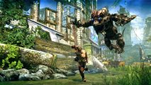 Скриншот № 1 из игры Enslaved: Odyssey to the West. Collectors Edition [PS3]