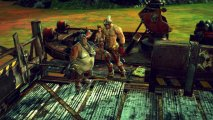 Скриншот № 4 из игры Enslaved: Odyssey to the West. Collectors Edition [PS3]