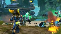 Скриншот № 2 из игры Ratchet & Clank Future: Quest for Booty [PS3]