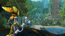 Скриншот № 3 из игры Ratchet & Clank Future: Quest for Booty [PS3]