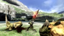 Скриншот № 7 из игры Monster Hunter 3 (Tri) Classic Controller Pro Pack [Wii]