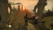 Скриншот № 13 из игры The Lord of the Rings: Aragorn's Quest (Б/У) [Wii]