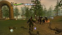 Скриншот № 15 из игры The Lord of the Rings: Aragorn's Quest (Б/У) [Wii]