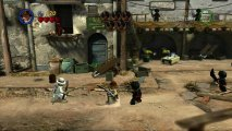 Скриншот № 3 из игры LEGO Indiana Jones 2: The Adventure Continues [Wii]