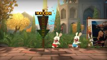 Скриншот № 1 из игры Raving Rabbids: Travel In Time (Б/У) [Wii]