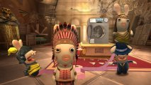 Скриншот № 2 из игры Raving Rabbids: Travel In Time [Wii]