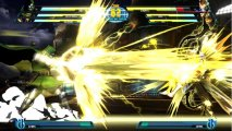 Скриншот № 2 из игры Marvel vs Capcom 3: Fate of Two Worlds [PS3]