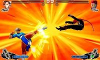 Скриншот № 2 из игры Super Street Fighter IV 3D Edition [3DS]