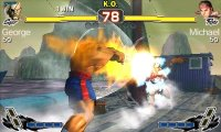 Скриншот № 6 из игры Super Street Fighter IV 3D Edition [3DS]