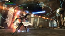 Скриншот № 9 из игры Star Wars: The Force Unleashed [Wii]