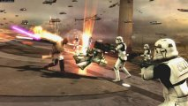 Скриншот № 10 из игры Star Wars: The Force Unleashed [Wii]