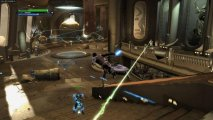 Скриншот № 12 из игры Star Wars: The Force Unleashed [Wii]
