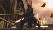 Скриншот № 15 из игры Star Wars: The Force Unleashed [Wii]
