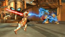 Скриншот № 16 из игры Star Wars: The Force Unleashed [Wii]