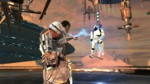Скриншот № 18 из игры Star Wars: The Force Unleashed [Wii]
