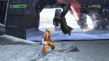 Скриншот № 6 из игры Star Wars: The Force Unleashed. Ultimate Sith Edition (Б/У) [Xbox 360]