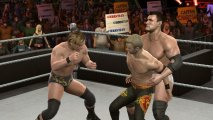 Скриншот № 6 из игры WWE SmackDown vs. RAW 2010 (Б/У) [PS3] (не оригинальная полиграфия)